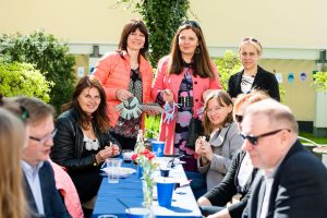 Traditional Garden party – opening the summer season!